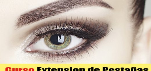 curso extension de pestanas